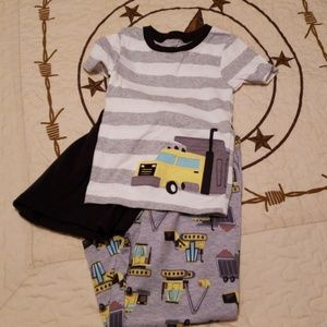 Carters 3pc PJ set